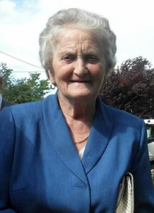 2009 The late (2015) Peggy O'Keeffe, Drishane Rd