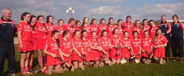Millstreet girls in Munster Camogie U16 Finals – Millstreet.ie