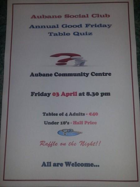 2015-03-24 Aubane Social Club - 40th Anniversary Social 02