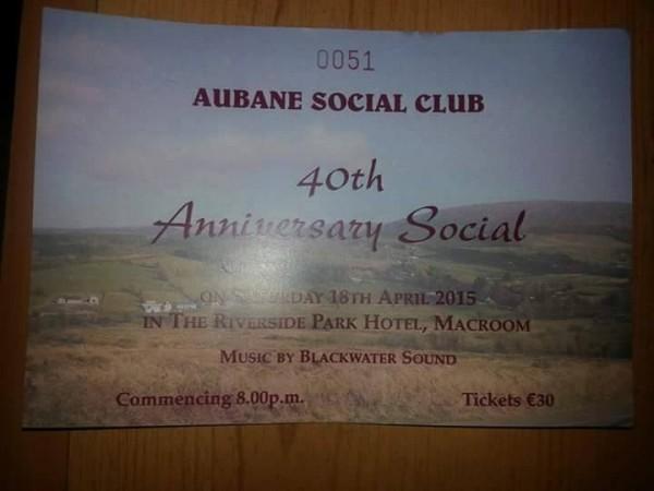 2015-03-24 Aubane Social Club - 40th Anniversary Social 03