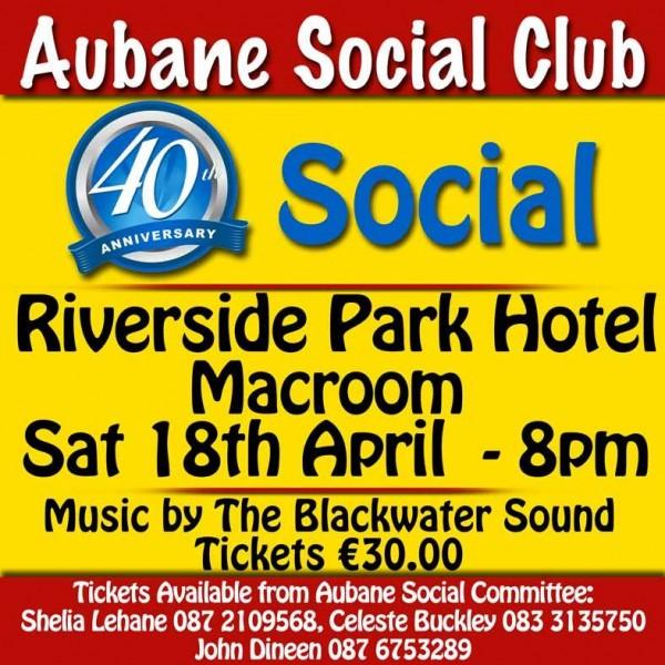 2015-03-24 Aubane Social Club - 40th Anniversary Social 04