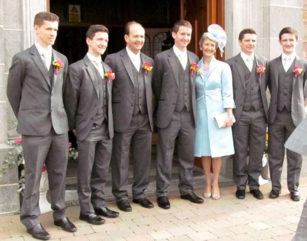 20The Wonderful Wedding of Catríona & John 28 March 2015 -800