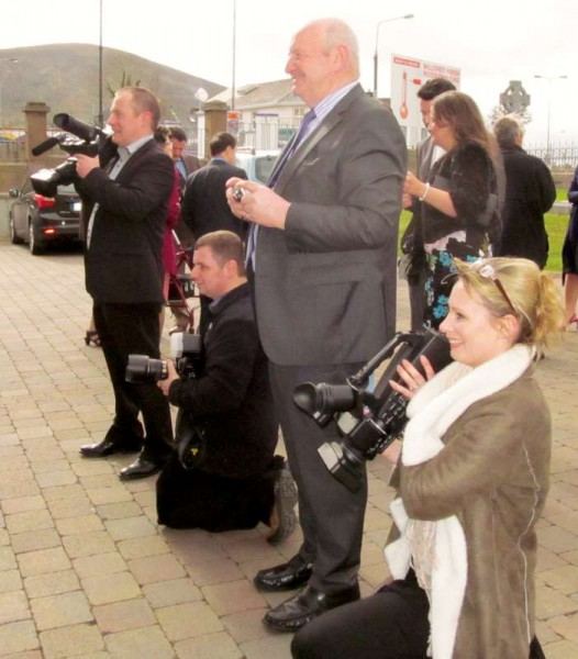 21The Wonderful Wedding of Catríona & John 28 March 2015 -800
