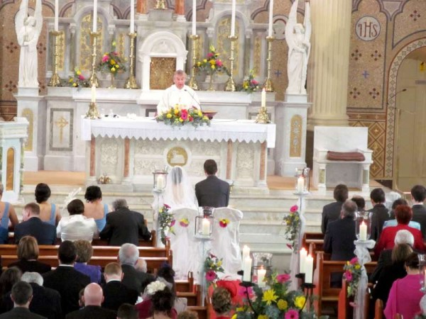 25The Wonderful Wedding of Catríona & John 28 March 2015 -800