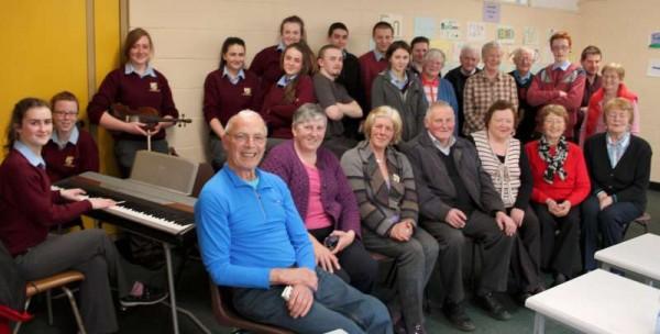 4Ceol agus Cluichí at MCS 19th March 2015 -800