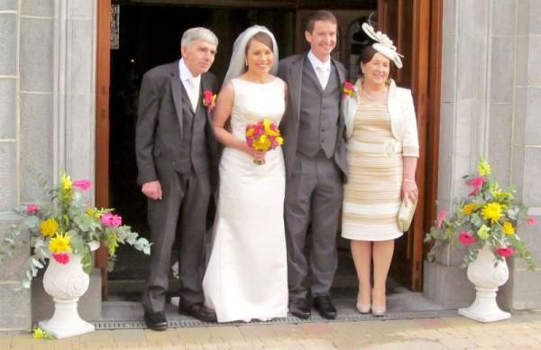 8The Wonderful Wedding of Catríona & John 28 March 2015 -800