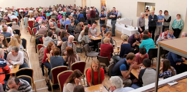 12Friends of Jamie Wall Monster GAA Table Quiz 2015 -800
