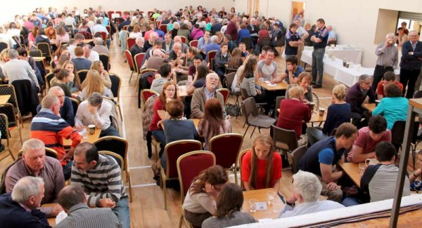 13Friends of Jamie Wall Monster GAA Table Quiz 2015 -800