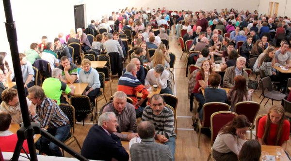14Friends of Jamie Wall Monster GAA Table Quiz 2015 -800