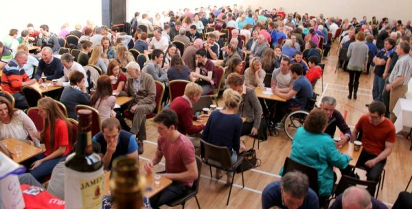 16Friends of Jamie Wall Monster GAA Table Quiz 2015 -800