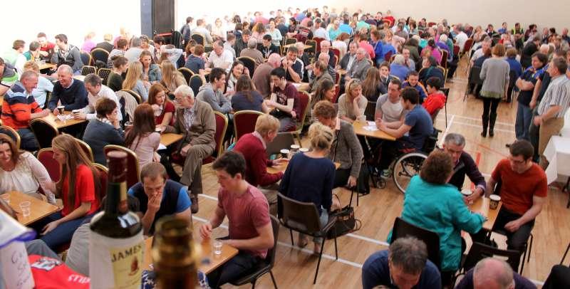 16Friends of Jamie Wall Monster GAA Table Quiz 2015 -800