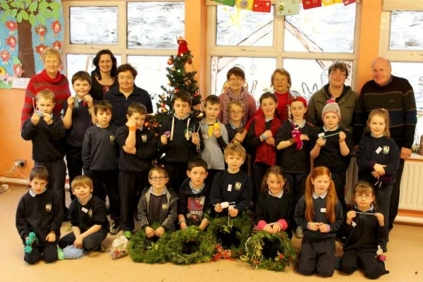 18Wonderfully Creative Pupils at Derrinagree N.S. -800