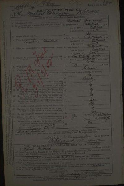 1902-02-michael-desmond-attestment-form-01