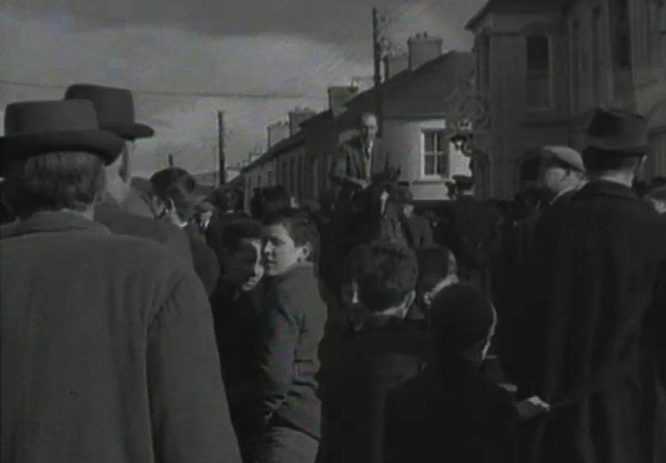 1965 March Horse Fair - an RTÉ Newsbeat report 01