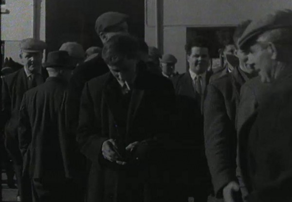 1965 March Horse Fair - an RTÉ Newsbeat report 08