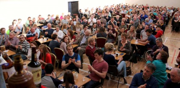 19Friends of Jamie Wall Monster GAA Table Quiz 2015 -800