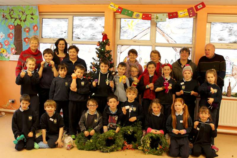 19Wonderfully Creative Pupils at Derrinagree N.S. -800