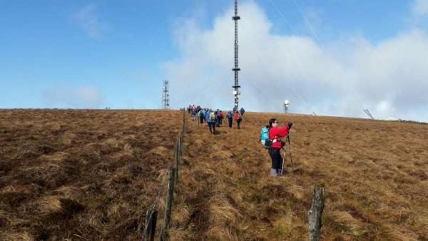 1Joe Fitzgerald's Hill Walking Pics Sat. 11th April 2015 -800