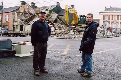 2003-06 Changes in the Square 5 - Jerry Lehane and Derek Desmond