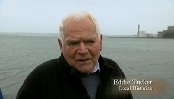 2015-04-21 Eddie Tucker - in Gallipoli Ireland's Forgotten Men documentary