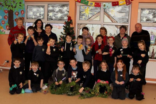20Wonderfully Creative Pupils at Derrinagree N.S. -800
