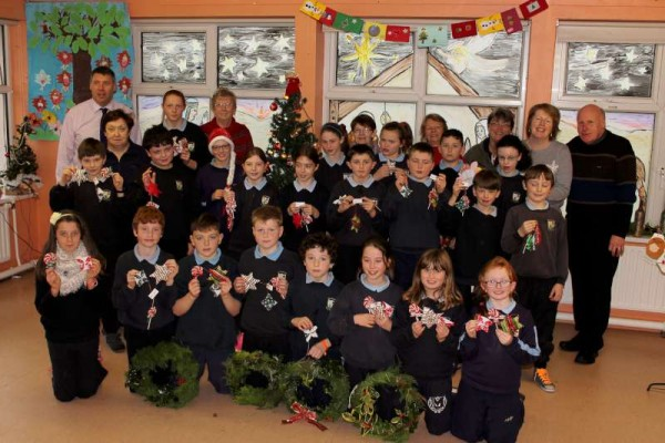 21Wonderfully Creative Pupils at Derrinagree N.S. -800