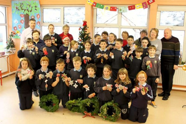 22Wonderfully Creative Pupils at Derrinagree N.S. -800