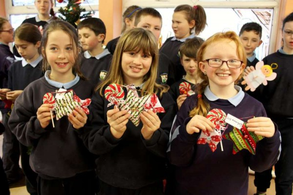 23Wonderfully Creative Pupils at Derrinagree N.S. -800