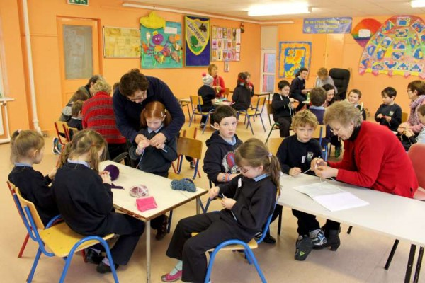 25Wonderfully Creative Pupils at Derrinagree N.S. -800