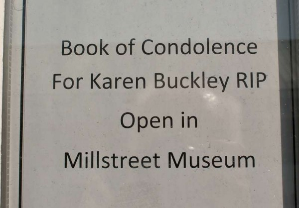 2In memory of Karen Buckley -800