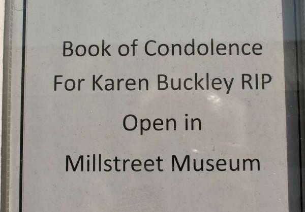 2In memory of Karen Buckley -800