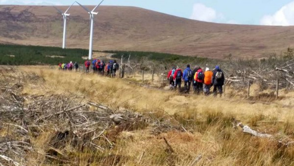 6Joe Fitzgerald's Hill Walking Pics Sat. 11th April 2015 -800