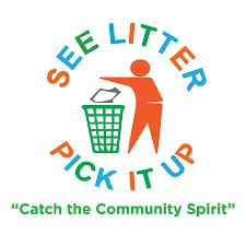 Catch the Community Spirit - see litter - pick it up