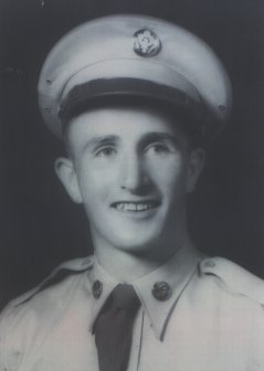 John Corcoran from Coolikerane who died in the Korean War 03