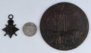 Michael Desmond Medals