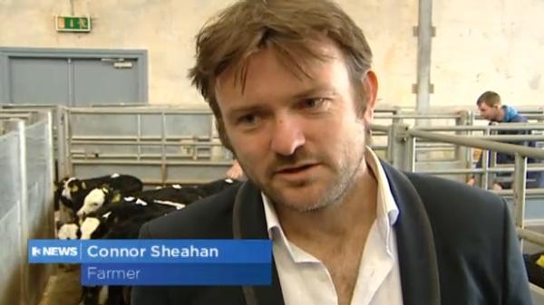 2015-05-20 Conor Sheahan on the TV3 News