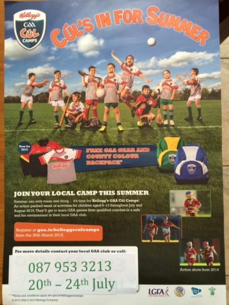 2015-05-26 Millstreet Cul Camp - poster
