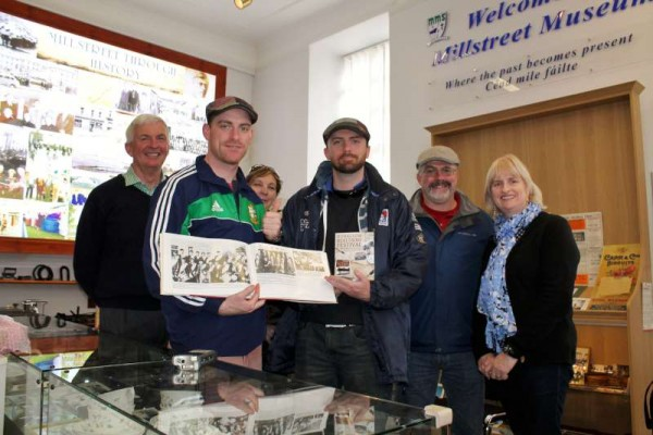 2Visitors to Millstreet Museum on 5th May 2015 -800