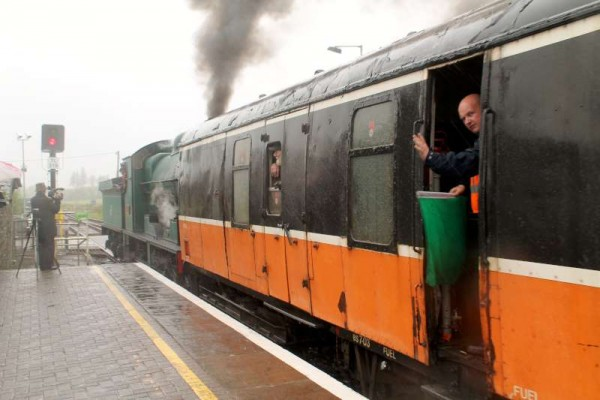 3Steam Train Visits Millstreet 10th May 2015 -800