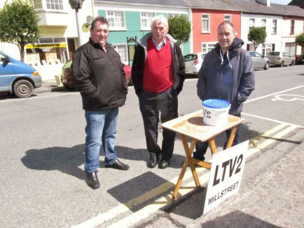 This weekend's annual church gate collection for LTV2 Millstreet resulted in a wonderfully generous response.   Combining the Millstreet/Ballydaly/Cullen collections on this Sat./Sun. 30th/31st May 2015 the uplifting total was €1,838.00.  We extend sincere thanks to everyone who contributed so generously and to our dedicated collectors.   Click on the images to enlarge.  (S.R.)
