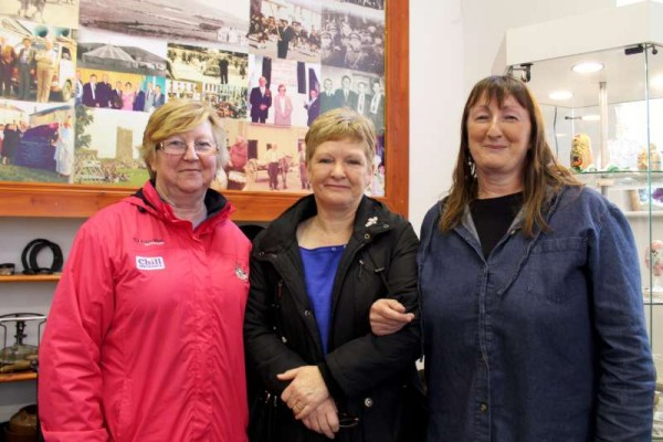 4Visitors to Millstreet Museum on 5th May 2015 -800