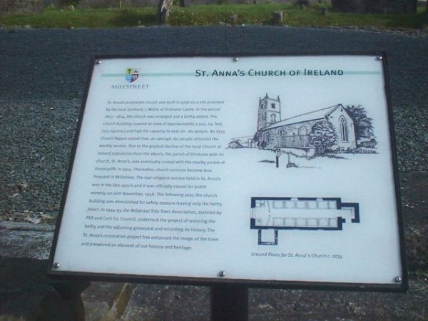 St. Anna's Church, Millstreet 03