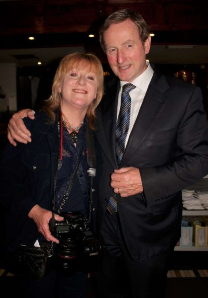 1Photographer Supreme Sheila & Taoiseach Enda Kenny 2015 -800