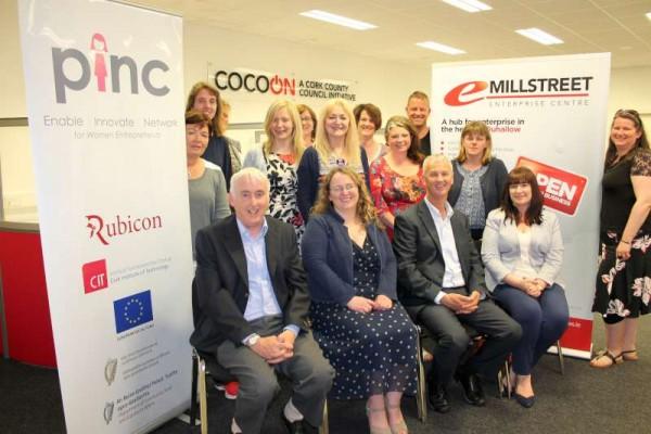 Female Entrepreneurship roadshow in e Millstreet Enterprise Centre on Monday 22nd June