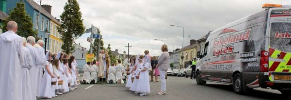 2Corpus Christi Procession in Millstreet Sunday 7 June 2015 -800