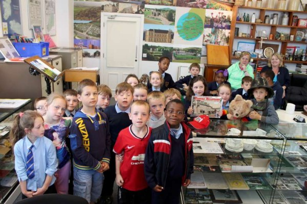 2First Class Presentation N.S. Millstreet at Museum 2015 -800