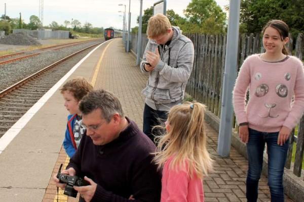 2Steam Train in Millstreet 23 June 2015 -800