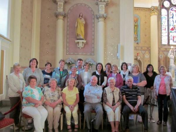 3Annual Mass celebrating Eucharistic Adoration in Millstreet -800