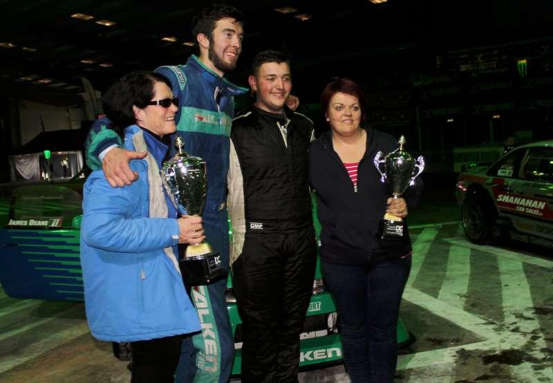 3James Deane Drift Champion 2015 in Millstreet  -800