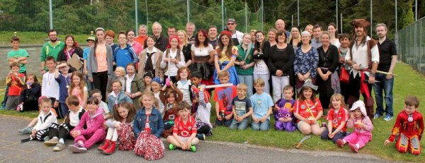 "A truly wonderful Family Fun Day with lots of great ""Pirates"" was held at Carriganima N.S. on Sunday 14th June 2015.  Click on the images to enlarge.  (S.R.)"